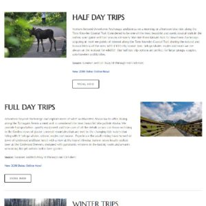 Alaska Trail Guides Homepage