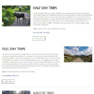 Alaska Trail Guides Homepage