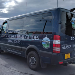 Alaska Trail Guides Van 1
