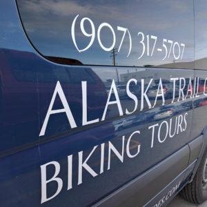 Alaska Trail Guides Van 2