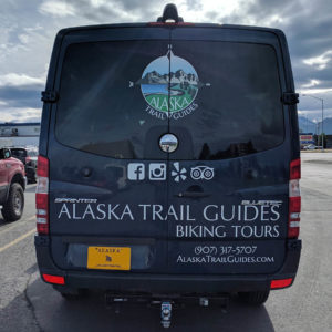 Alaska Trail Guides Van 3