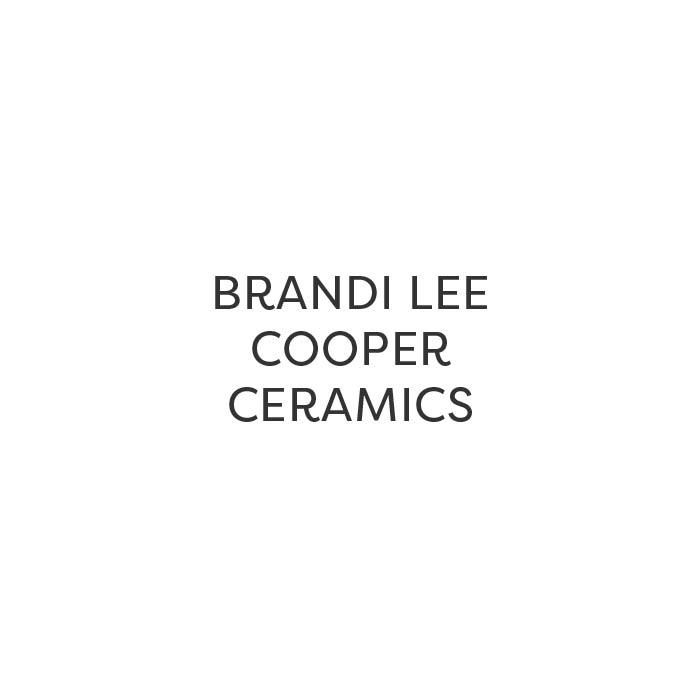 Brandi Lee Cooper Ceramics