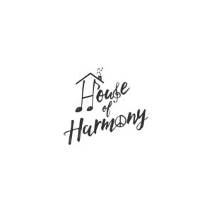 House Of Harmony Logo Design