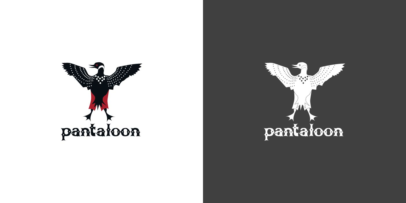 Pantaloon Children's Clothing logo design