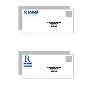 Rakosi Accounting Envelopes