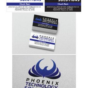 Phoenix Technology Solutions Branding (2)