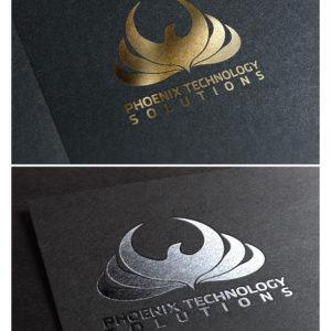 Phoenix Technology Solutions Branding (3)