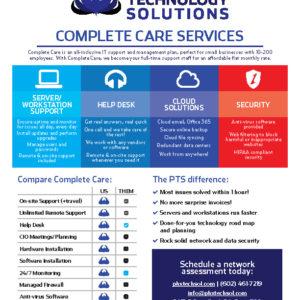 Phoenix Technology Solutions Flyer 2