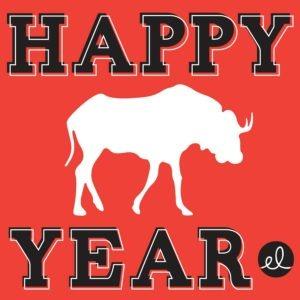 Happy Gnu Year