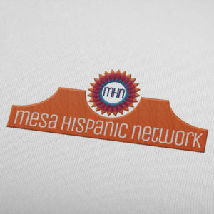 MHN Embroidered Logo 1