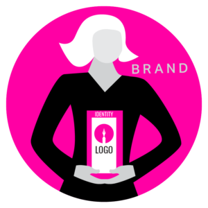 4 Brand Identity Logo