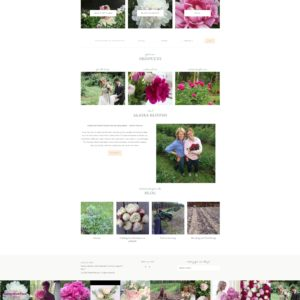 Alaska Blooms Website 4