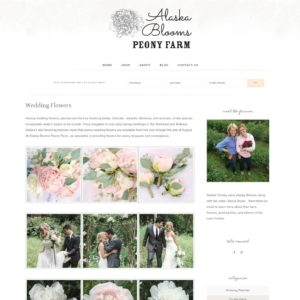 Alaska Blooms Website 5