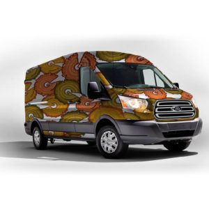 G Wood Van