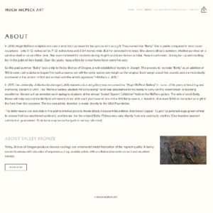 Hugh McPeck Art Gallery Scholarship Site 3
