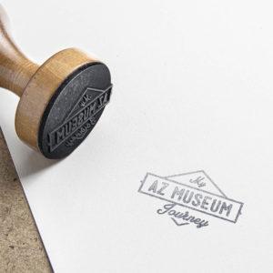MAMJ Stamp Mockup