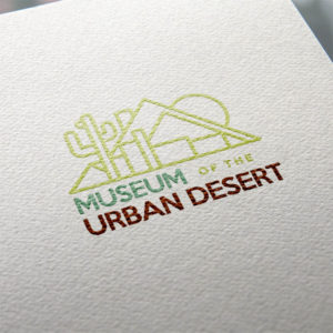 Museum Of The Urban Desert Stationary Mockup