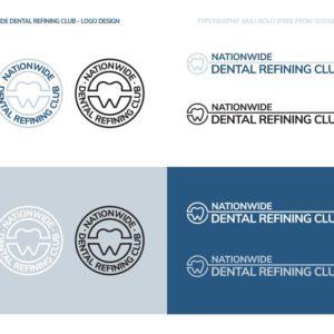 Nationwide Dental Refining Club Website And Logo Design 1