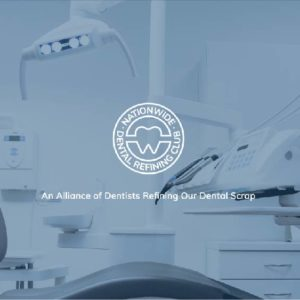 Nationwide Dental Refining Club Website And Logo Design 2