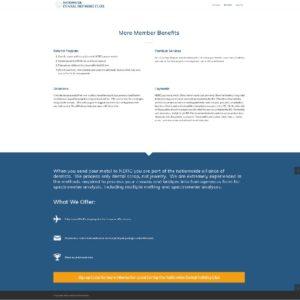 Nationwide Dental Refining Club Website And Logo Design 4