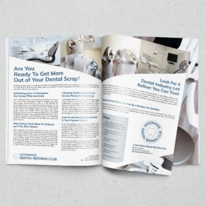 Nationwide Dental Refining Club Whitepaper Mockup