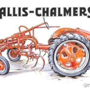 1948 Allis Chalmers G Shannon Watts