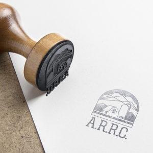 ARRC Stamp Mockup