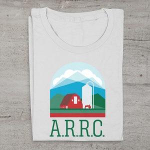 ARRC Tee Mockup