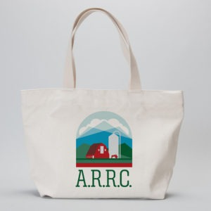 ARRC Tote Mockup