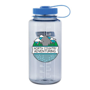 NCA Water Bottle Mockup