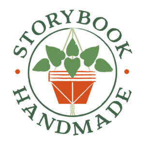 Storybook Handmade Logo 6 Color
