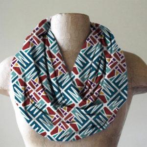 MA Scarf Knit Mockup