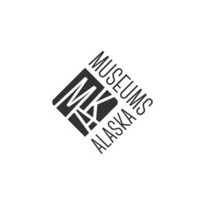 Museums Alaska Bw Logo