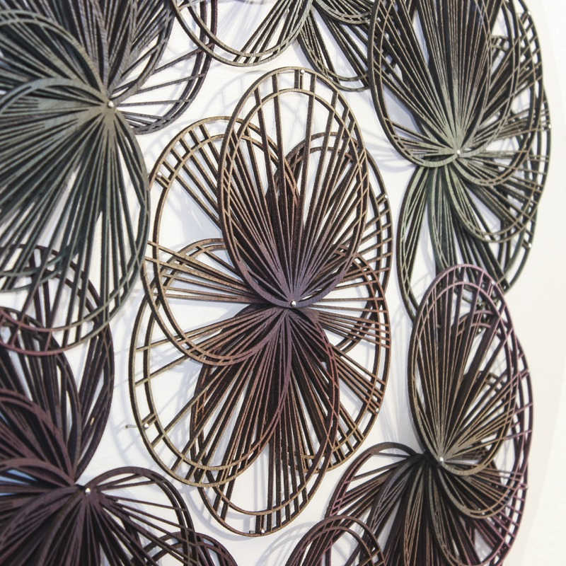 Radial: Old Parts To New Art