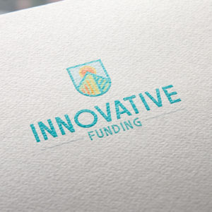 Innovative Funding Silkscreened Logo Mockup